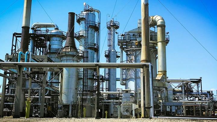 Saskatchewan oil refinery project
