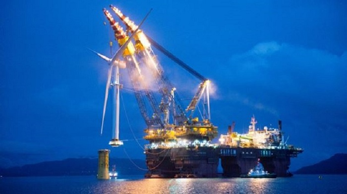 Siemens Gamesa lands the world's largest project, the first to power oil and gas offshore platforms