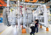 Siemens supplies gas turbines for peaking power plants in Belarus