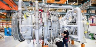 Siemens supplies gas turbines for peaking power plants in Belarus