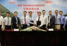 Reliability Creates Value: LONGi and DuPont strengthen strategic cooperation partnership