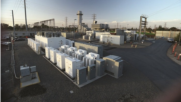 GE to supply batteries for UK solar-storage project