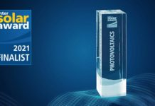 Intersolar AWARD 2021: Finalists Announced