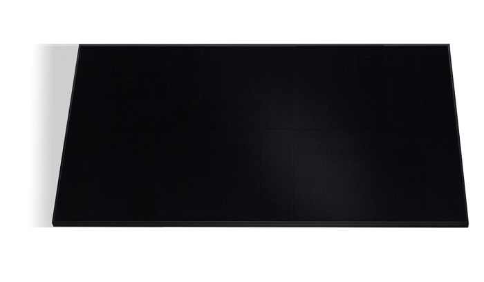 Solaria unveils 430 W pure black residential solar panel