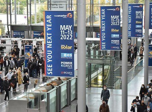 The smarter E Europe Restart 2021 - A Spectacular New Start for the Innovation Hub