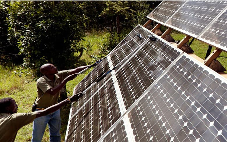 Zambia solar Energy