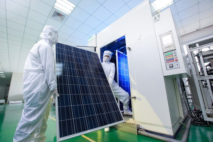 JinkoSolar is Expanding New Mono Wafer Production