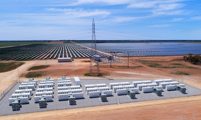largest clean energy storage project