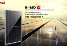 LONGi Solar  Hi-MO X