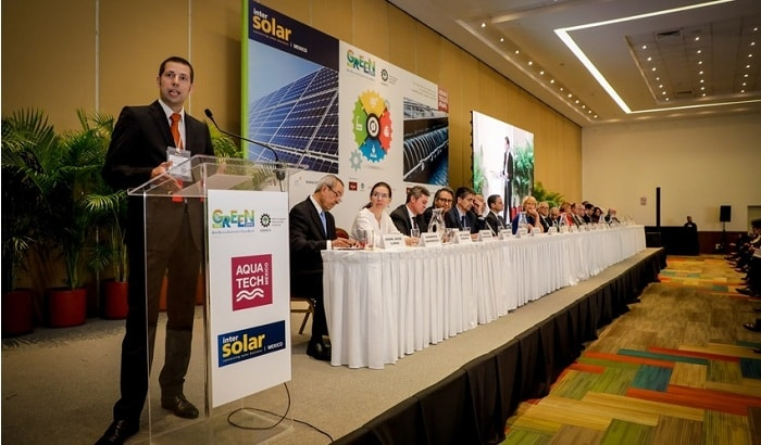 Premiere of Intersolar successfully concluded in Mexico City