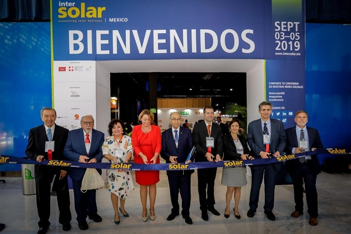 Intersolar Mexico presents the potential of the solar industry in Mexico