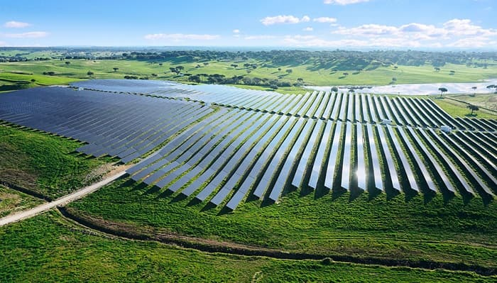 LONGi supplied 128MW high-efficiency monocrystalline panels to the biggest Numurkah Solar Farm in Victoria, Australia