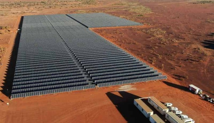 Australia's largest hybrid microgrid project completes Stage 1