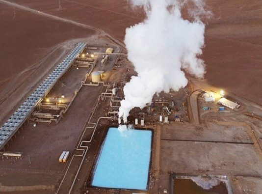 Enel JV begins construction on geothermal expansion project in Chile