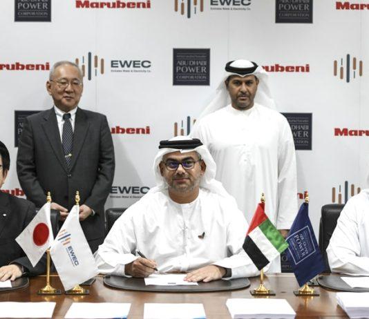 ADPower, Japans Marubeni to build Fujairah F3 thermal power plant