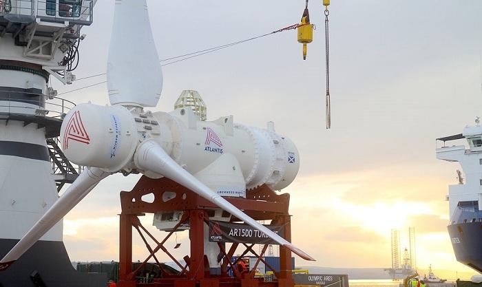 SIMEC Tidal Power
