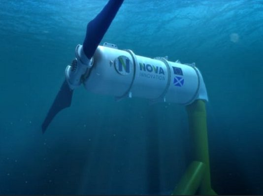 Global tidal energy leader gets go ahead for major Canadian project in Nova Scotia