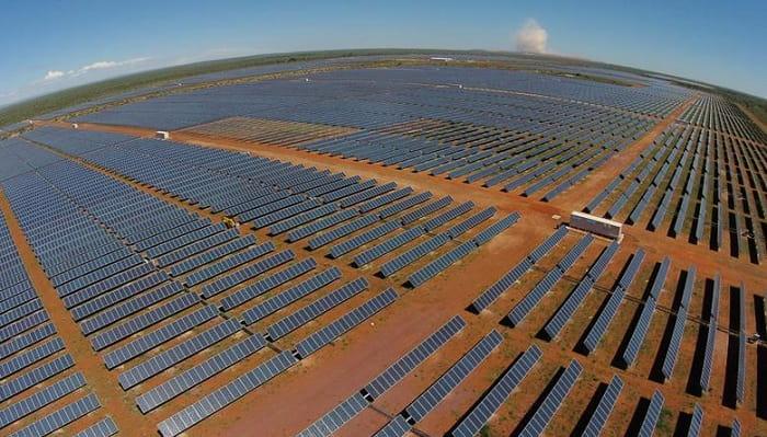 ACCIONA and CaixaBank solar park