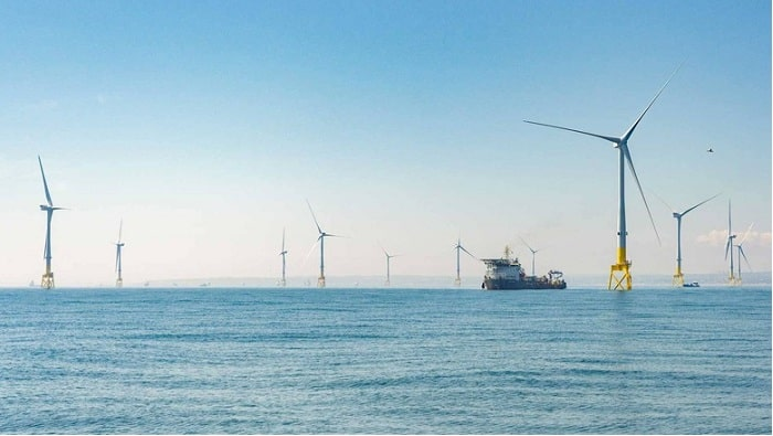 Vattenfall grants O&M contract for EOWDC wind power facility off Scotland