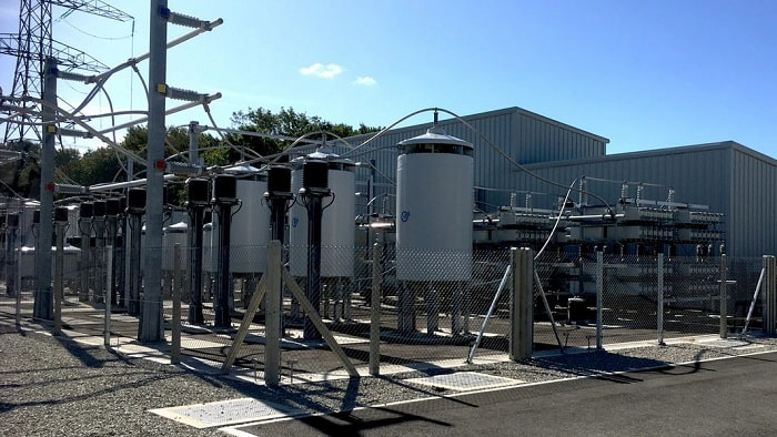 GE Energizes the Largest and First-of-its-Kind STATCOM Scheme in Europe for UK's National Grid
