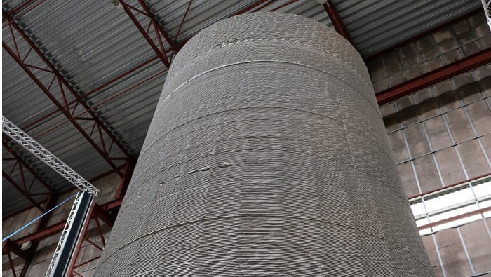 GE Renewable Energy, COBOD and LafargeHolcim co-develop record-tall wind turbine towers