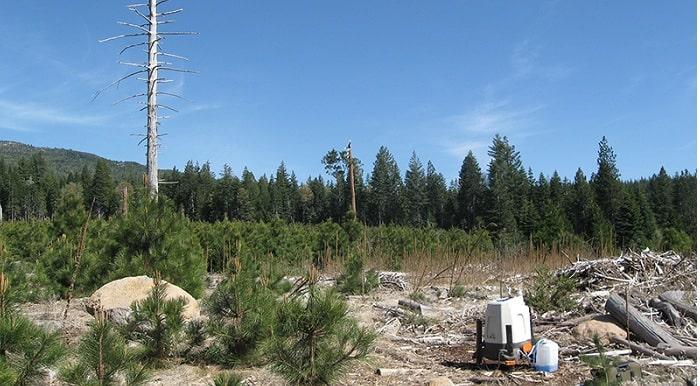ZX Lidars excels at wind measurements in complex terrain