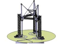 Nabrawind, Tetrace and Comansa set up a joint venture called Navassy for the supply of Nabralift's self-erecting system