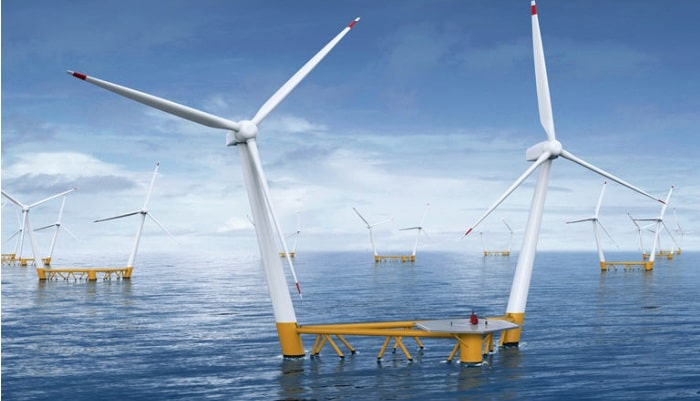 Bechtel and Hexicon to demonstrate floating wind technology