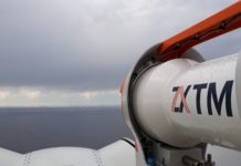 Turbine validation underway at Galloper Offshore Wind Farm