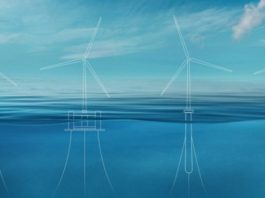 Shell considering the development of a floating offshore wind farm in South Korea