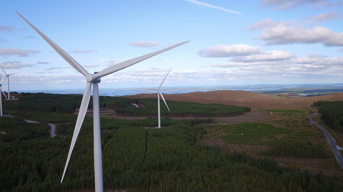 SSE sells stake in Cloosh Valley Wind Farm to Greencoat Renewables