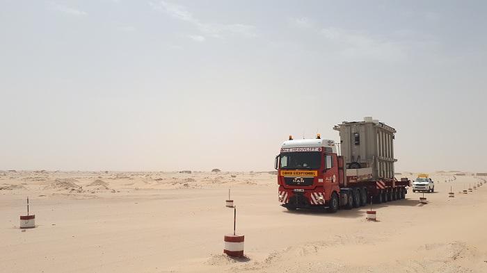 Mauritania Wind Power