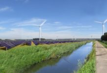 Vattenfall Wind Solar project