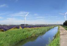 Vattenfall Wind Solar project