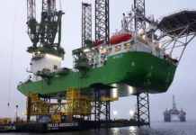 Full offshore wind installation package