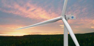 GE Onshore Wind Farm in Sweden