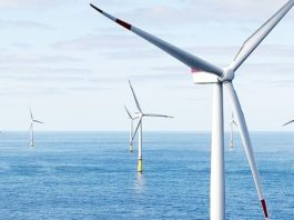 Orsted finishes its offshore wind farm project