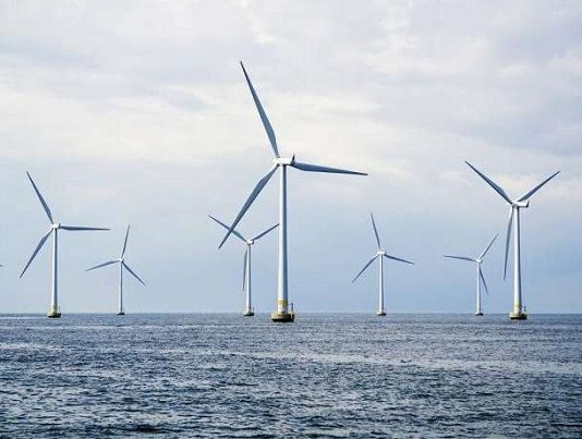 The EDF Group launches the construction of Neart na Gaoithe 450 MW offshore wind farm along with new Irish partner, ESB