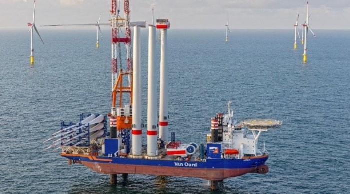 NYK and Van Oord to operate wind installation vessels in Japan