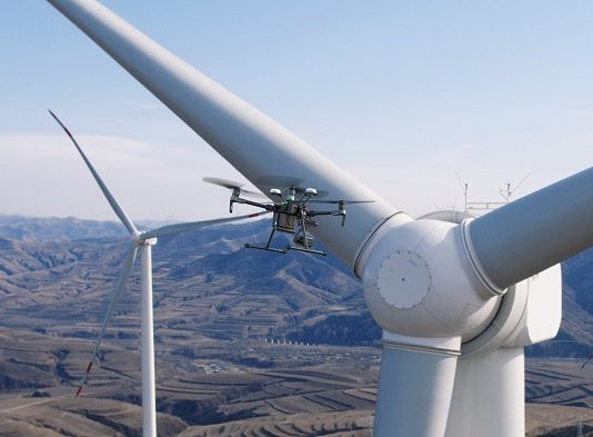 Siemens, Orsted partner on drone-based offshore turbine parts delivery