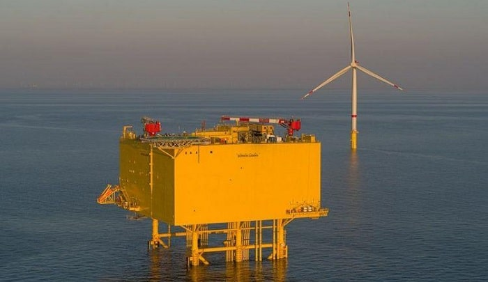 Petrofac hands over BorWin3 offshore wind grid connection project to TenneT